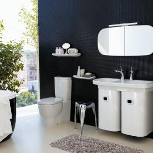 Łazienka dla gości. Wybieramy ceramikę sanitarną do małych wnętrz