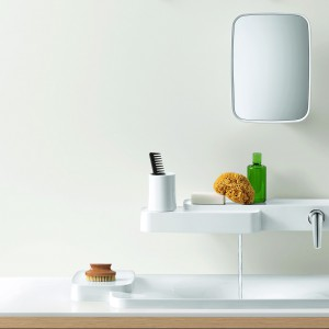 Baterie umywalkowe  z funkcjami eko – proste oszczędzanie
