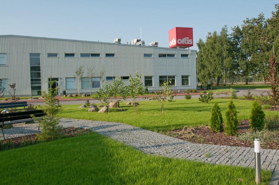Eco Jakość Roku 2012 dla Oras