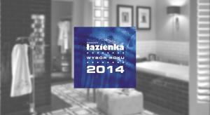 """Startuje konkurs """"Łazienka - Wybór Roku"""" 2014"""