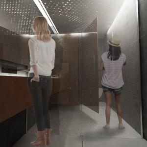 Toaleta publiczna dla Katowic - zobacz pomysły architektów