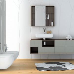 Meble do łazienki –  15 zestawów w różnych stylach