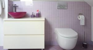 Łazienka dla dziewczynki. Zobacz królestwo różu