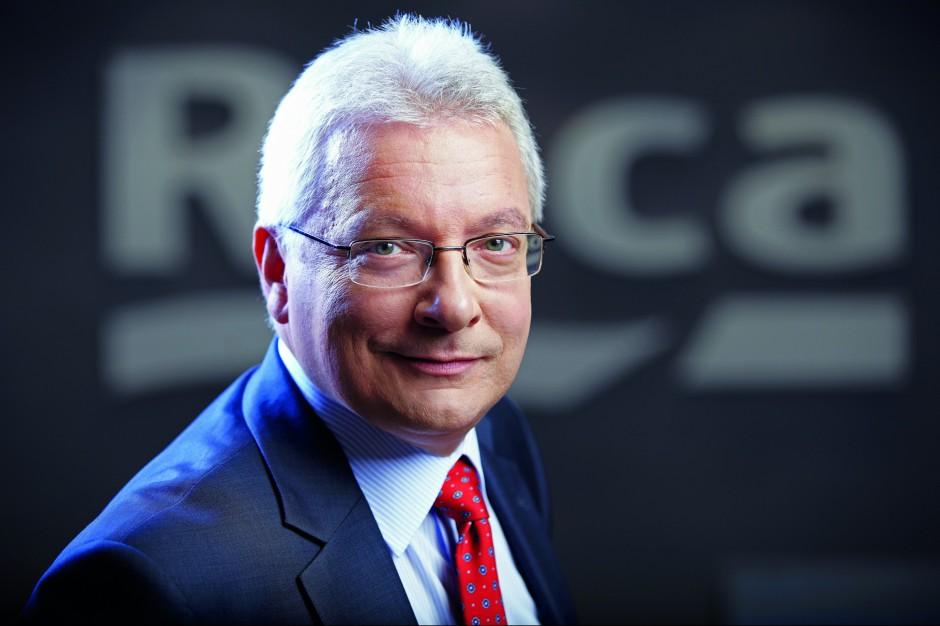 Jacek Różycki, Roca Polska: Świeże spojrzenie pozytywnie wpływa na branżę