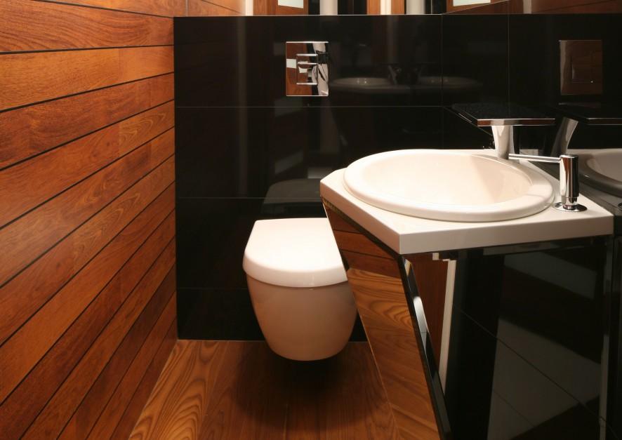 Inspirujemy łazienka W Drewnie Zobacz Wnętrze Jak Z
