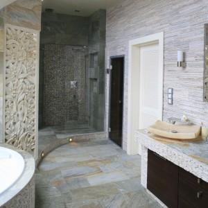 Lukusowy salon kąpielowy - zobacz inspiracje i materiały z wyspy Bali