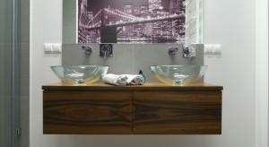 Umywalki ze szkła – do łazienek w różnych stylach