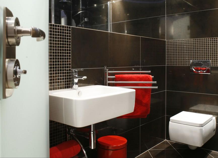 Inspirujemy łazienka Przy Sypialni Małe Wnętrze Może Być