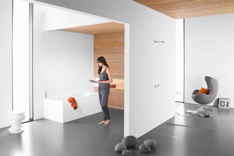 Łazienka idealnie dopasowana - nowości z targów ISH