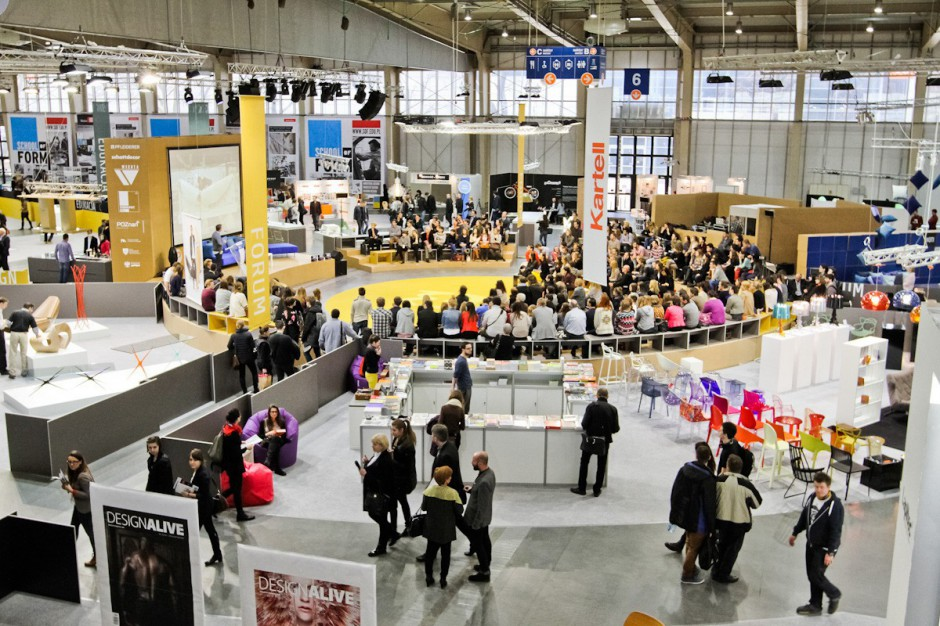 Targi arena Design 2015 - aktualny plan wydarzeń