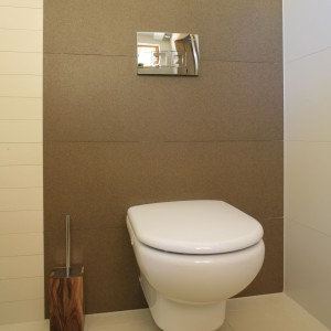 W stylu zakopiańskim – klimatyczna łazienka z widokiem na góry