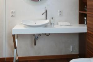 Aranżujemy Dekoracyjny Tynk W łazience Tak Wykorzystują