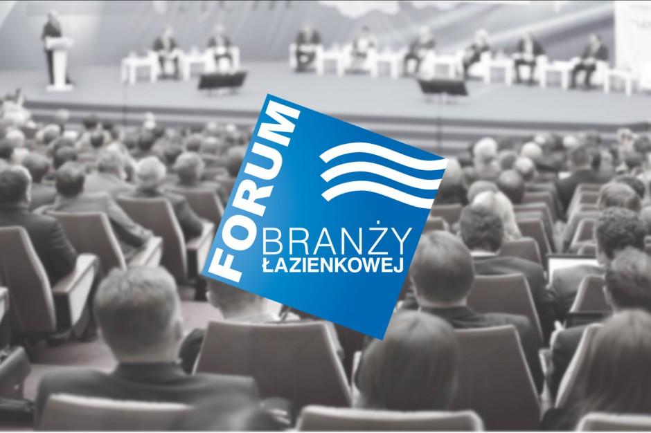 Forum Branży Łazienkowej <br>- zapraszamy na transmisję online