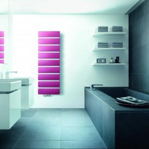 Grzejniki łazienkowe – te kolory podnoszą temperaturę