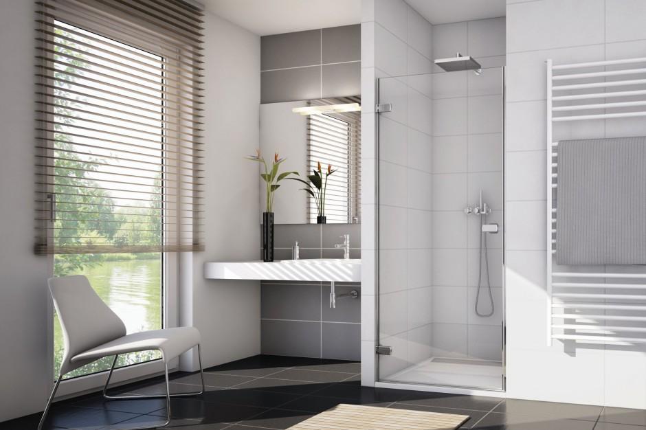 Prysznic we wnęce. Projektuj i urządzaj z pomocą architekta