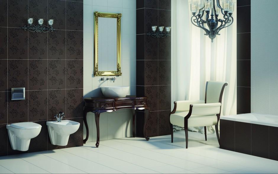 Inspirujemy łazienka W Stylu Retro Zobacz Najpiękniejsze