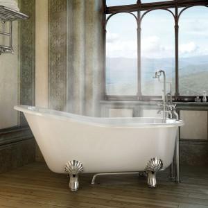 Łazienka w stylu retro – zobacz najpiękniejsze aranżacje