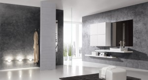 Dekorujemy ściany w łazience. Zaskakujące efekty odporne na wilgoć