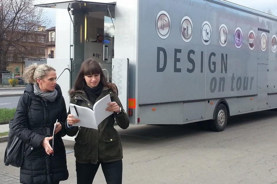 Mobilna ekspozycja wyposażenia łazienek podróżuje po Polsce