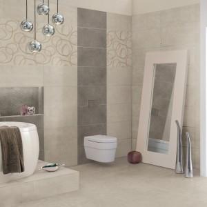 Wybieramy płytki ceramiczne - duże formaty powiększają łazienkę!