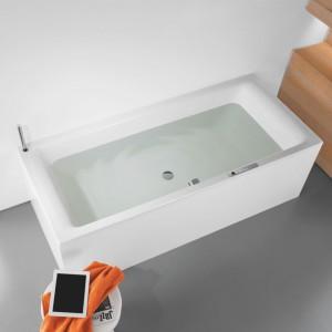 Muzyka w łazience - w wannie i pod prysznicem