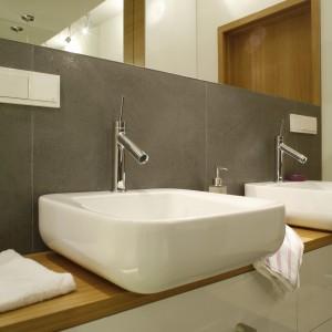 Łazienka przy sypialni - stylowa i funkcjonalna
