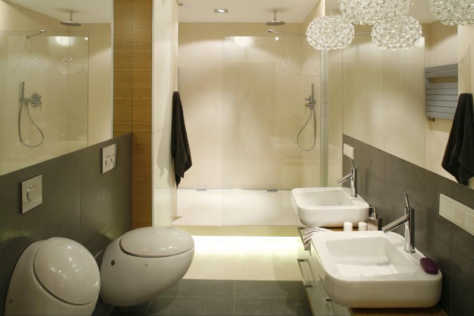 Stylowa łazienka dla dwojga - tutaj rządzi design