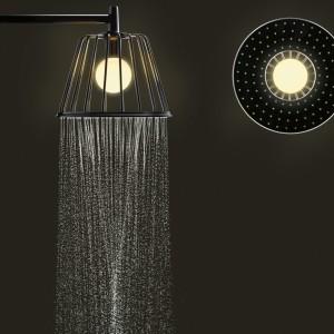 Oki Sato łączy wodę ze światłem - zobacz jego najnowszy projekt