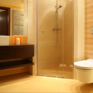 Zawsze pełna słońca – zobacz pomysłową łazienkę dla dzieci