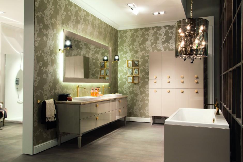 Łazienka jest próżna! Gorące nowości z iSaloni 2014