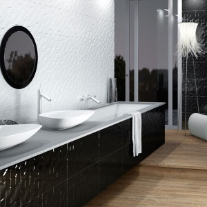 Białe płytki do łazienki – zobacz 15 najpiękniejszych aranżacji