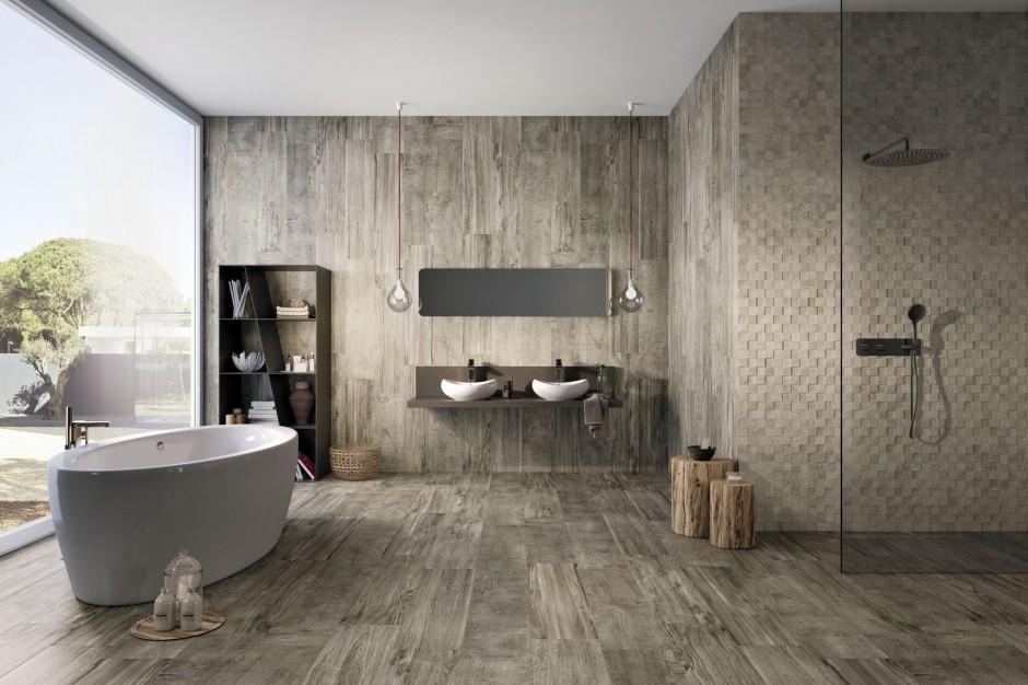 aran ujemy p ytki jak drewno zobacz najmodniejsze aran acje azienki. Black Bedroom Furniture Sets. Home Design Ideas