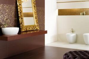 Inspirujemy łazienki W Stylu Glamour 12 Pięknych