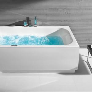 Wanna z hydromasażem – zobacz modele stworzone do relaksu