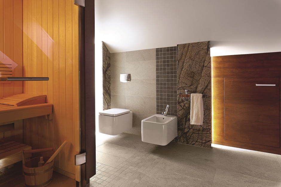 Kamień naturalny – najmodniejsze rodzaje i wzory do łazienki