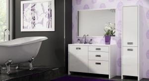 Atlantic - nowa kolekcja mebli łazienkowych Antado