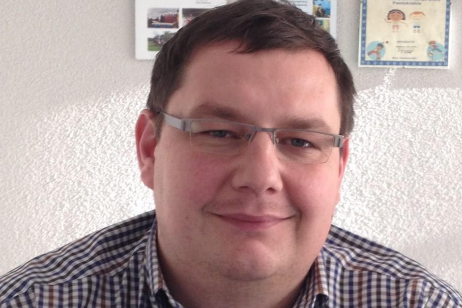 Łukasz Kozyrski: Nie wspieramy handlu online