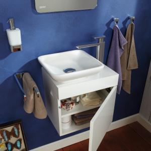 Szafki pod umywalkę - 20 podwieszanych modeli [przegląd]
