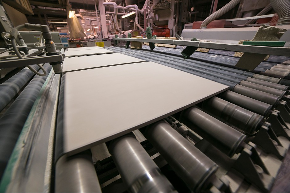 Tubądzin inwestuje w nowe technologie produkcji