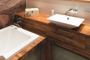 Aranżujemy Drewno Do łazienki Teak Dąb I Inne Najlepsze