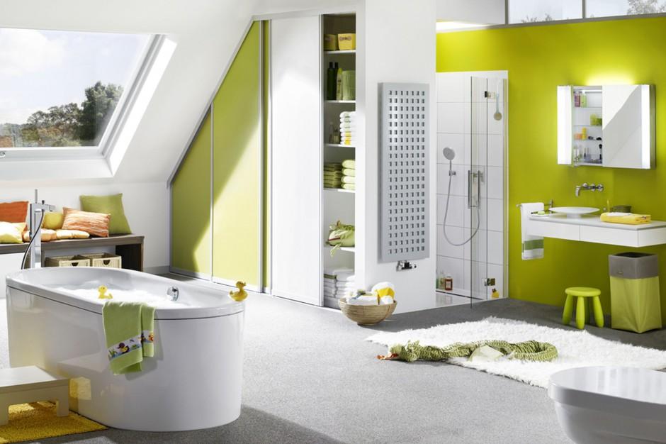 Powiew wiosny w łazience – zobacz 12 aranżacji w lekkim stylu