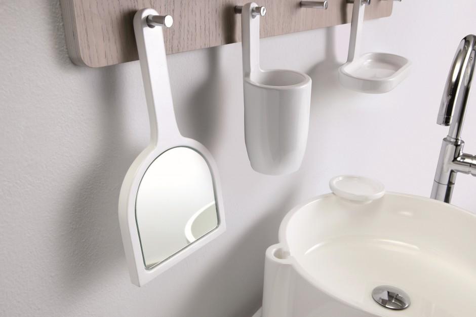 Akcesoria łazienkowe - 11 ceramicznych kolekcji