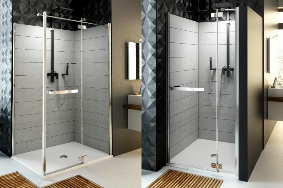 HD Collection - cztery nowe kabiny prysznicowe