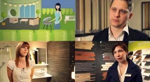 Cermag Poznań radzi  w telewizji: jak wykorzystać płytki imitujące drewno w łazience [wideo]