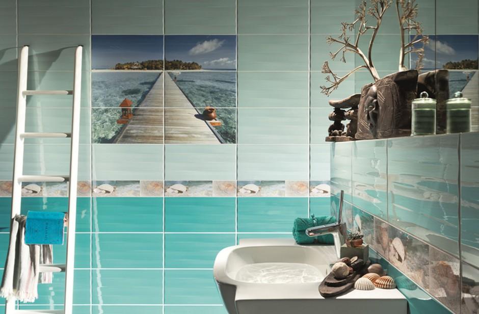 Aranżujemy Płytki Ceramiczne Jak Obrazy Wybierz Dekorację Do