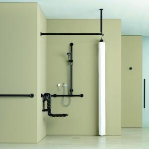 Zasłonki prysznicowe. Pomysły do łazienek małych i dużych!
