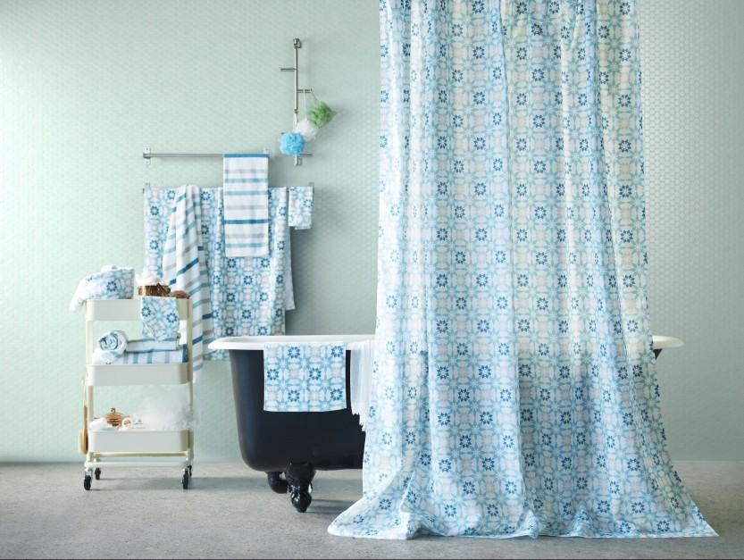 Aranżujemy Zasłonki Prysznicowe Pomysły Do łazienek