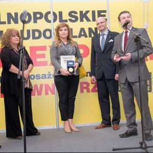 Złoty Medal Murexpo 2014 dla Doppio VerdeLine