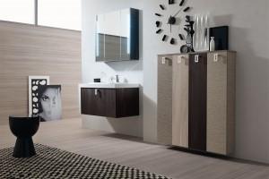 Inspirujemy Zegary W Aranżacji łazienki Praktyczne