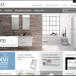 Sanitec Koło odświeża swoją stronę WWW